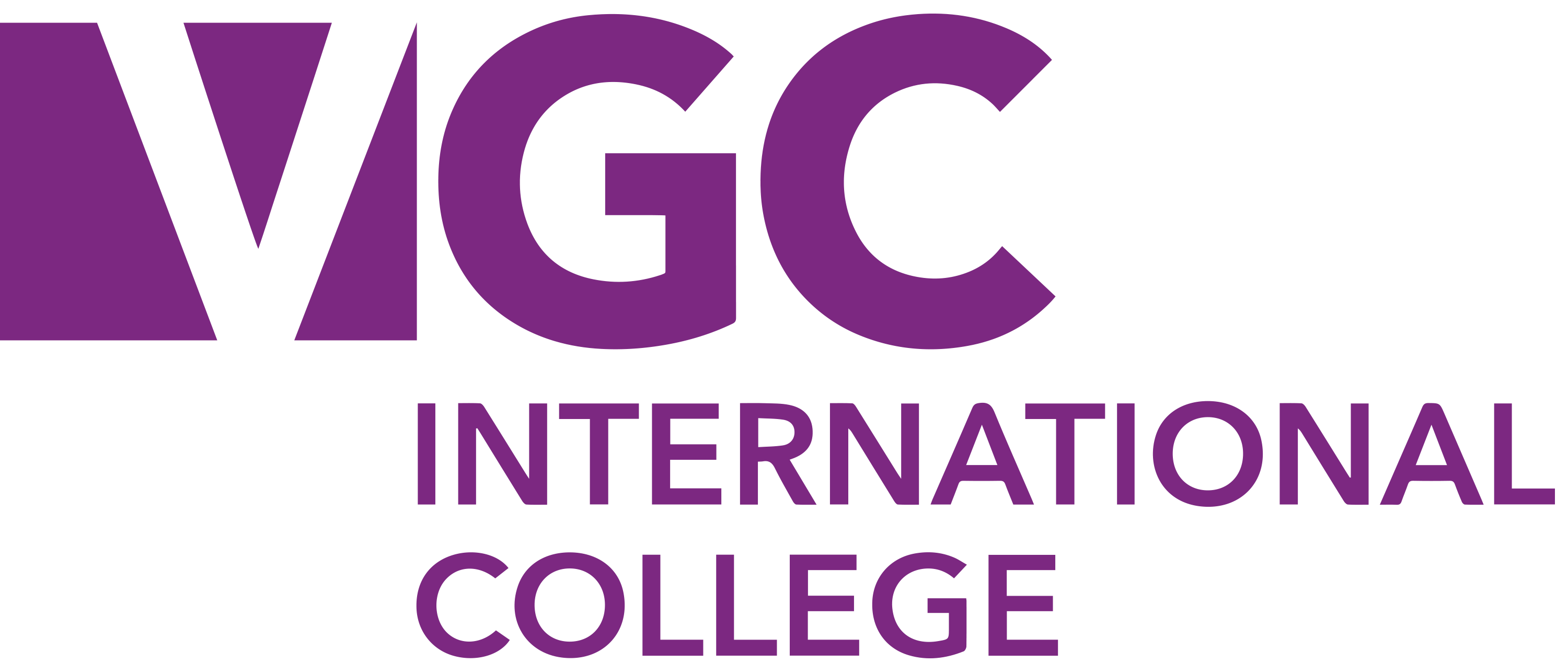 VGC International College - Logo_Purple_PNG